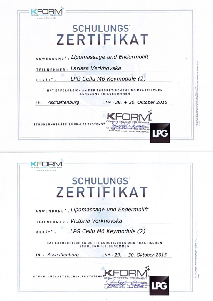 Zertifikat 4-5